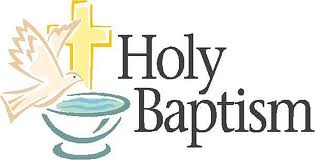 CONGREGATION OF OUR LADY OF FATIMA » Baptism